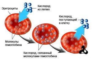 Чем опасен гемоглобин 70 у женщин