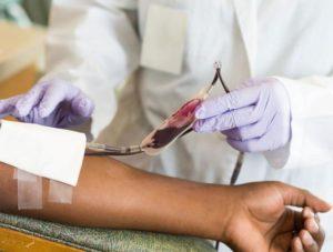 Как делается биологическая проба при переливании крови