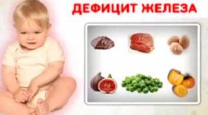 Почему появляется железодефицитная анемия