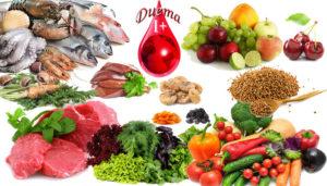 питание при 2 положительная или отрицательной группе крови