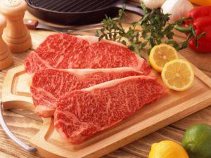 Какой должна быть диета при низком гемоглобине у женщин