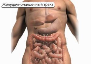лечение желудочно-кишечного кровотечения
