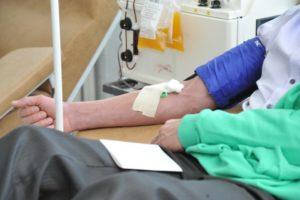 Сколько крови берут у донора за один раз