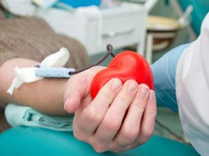 сдать кровь, чтобы получить звание почетного донора